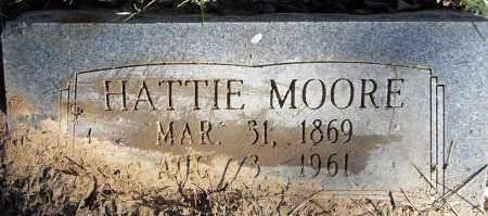 MOORE, HATTIE - Pulaski County, Arkansas   HATTIE MOORE - Arkansas Gravestone Photos