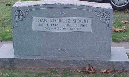 STORTHZ MOORE, JOAN - Pulaski County, Arkansas | JOAN STORTHZ MOORE - Arkansas Gravestone Photos