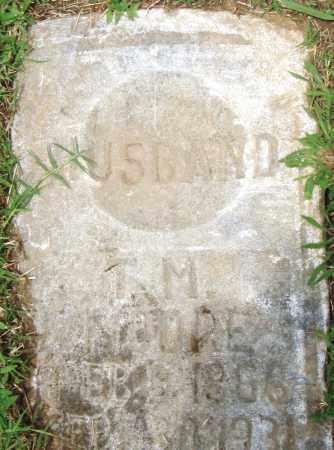 MOORE, T. M. - Pulaski County, Arkansas | T. M. MOORE - Arkansas Gravestone Photos
