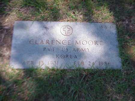 MOORE (VETERAN KOR), CLARENCE - Pulaski County, Arkansas | CLARENCE MOORE (VETERAN KOR) - Arkansas Gravestone Photos