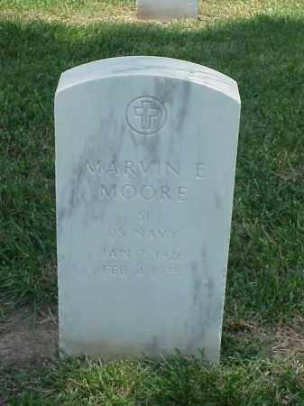 MOORE (VETERAN KOR), MARVIN E - Pulaski County, Arkansas   MARVIN E MOORE (VETERAN KOR) - Arkansas Gravestone Photos