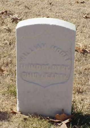MOORE (VETERAN UNION), WILLIAM - Pulaski County, Arkansas   WILLIAM MOORE (VETERAN UNION) - Arkansas Gravestone Photos