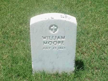 MOORE, WILLIAM - Pulaski County, Arkansas | WILLIAM MOORE - Arkansas Gravestone Photos
