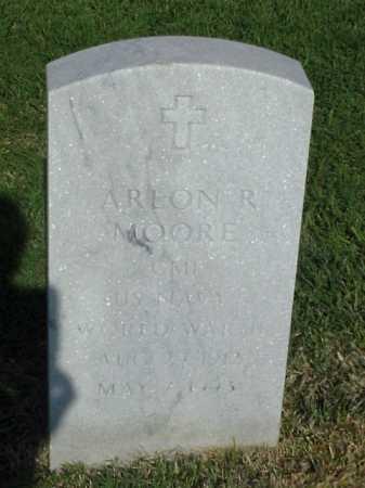 MOORE (VETERAN WWII), ARLON R - Pulaski County, Arkansas | ARLON R MOORE (VETERAN WWII) - Arkansas Gravestone Photos
