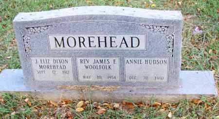 WOOLFOLK REV, JAMES E. - Pulaski County, Arkansas | JAMES E. WOOLFOLK REV - Arkansas Gravestone Photos