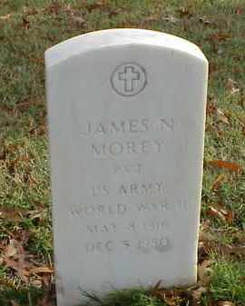 MOREY (VETERAN WWII), JAMES N - Pulaski County, Arkansas | JAMES N MOREY (VETERAN WWII) - Arkansas Gravestone Photos