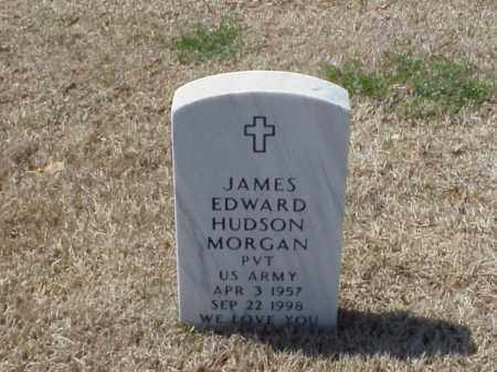 MORGAN (VETERAN), JAMES EDWARD HUDSON - Pulaski County, Arkansas   JAMES EDWARD HUDSON MORGAN (VETERAN) - Arkansas Gravestone Photos