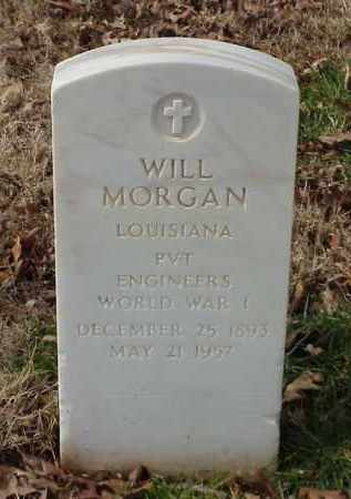 MORGAN (VETERAN WWI), WILL - Pulaski County, Arkansas | WILL MORGAN (VETERAN WWI) - Arkansas Gravestone Photos