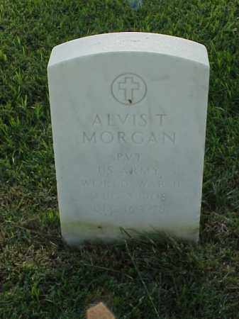 MORGAN (VETERAN WWII), ALVIS T - Pulaski County, Arkansas   ALVIS T MORGAN (VETERAN WWII) - Arkansas Gravestone Photos