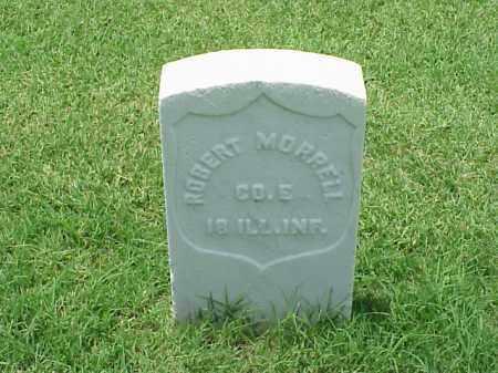 MORRELL (VETERAN UNION), ROBERT - Pulaski County, Arkansas | ROBERT MORRELL (VETERAN UNION) - Arkansas Gravestone Photos