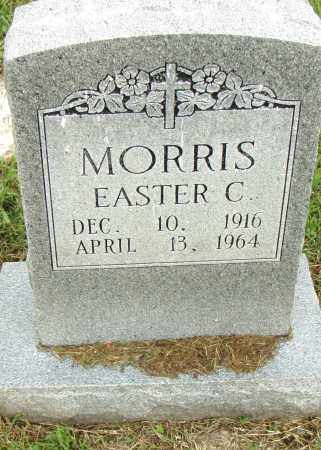 MORRIS, EASTER C. - Pulaski County, Arkansas   EASTER C. MORRIS - Arkansas Gravestone Photos