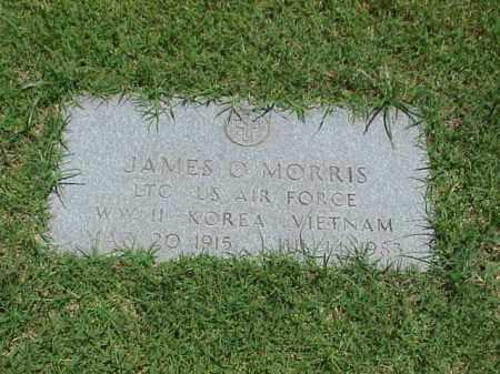 MORRIS (VETERAN 3 WARS), JAMES O - Pulaski County, Arkansas | JAMES O MORRIS (VETERAN 3 WARS) - Arkansas Gravestone Photos