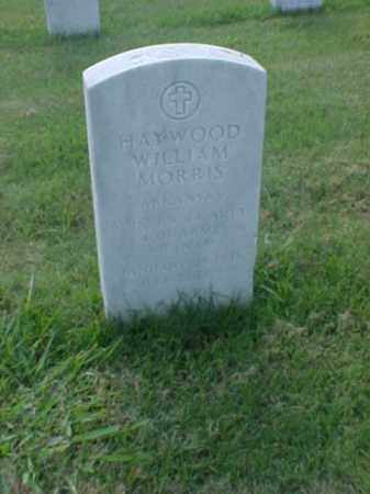 MORRIS (VETERAN VIET), HAYWOOD WILLIAM - Pulaski County, Arkansas | HAYWOOD WILLIAM MORRIS (VETERAN VIET) - Arkansas Gravestone Photos