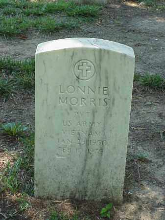 MORRIS (VETERAN VIET), LONNIE - Pulaski County, Arkansas   LONNIE MORRIS (VETERAN VIET) - Arkansas Gravestone Photos