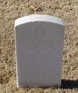 MORTON (VETERAN UNION), GEORGE - Pulaski County, Arkansas | GEORGE MORTON (VETERAN UNION) - Arkansas Gravestone Photos