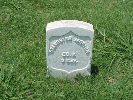 MORTON (VETERAN UNION), SYLVESTER - Pulaski County, Arkansas | SYLVESTER MORTON (VETERAN UNION) - Arkansas Gravestone Photos