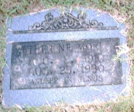 MOSLEY, GATHER N E - Pulaski County, Arkansas | GATHER N E MOSLEY - Arkansas Gravestone Photos