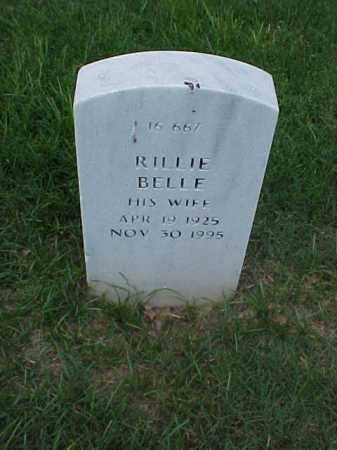 MOULTON, RILLIE BELLE - Pulaski County, Arkansas | RILLIE BELLE MOULTON - Arkansas Gravestone Photos