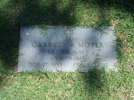 MOYER (VETERAN VIET), GARRETT R - Pulaski County, Arkansas   GARRETT R MOYER (VETERAN VIET) - Arkansas Gravestone Photos