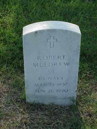 MULDREW (VETERAN KOR), ROBERT - Pulaski County, Arkansas | ROBERT MULDREW (VETERAN KOR) - Arkansas Gravestone Photos