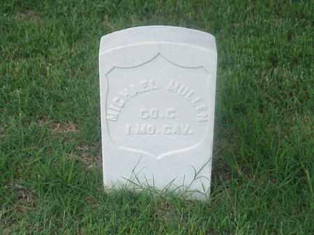 MULLEN (VETERAN UNION), MICHAEL - Pulaski County, Arkansas | MICHAEL MULLEN (VETERAN UNION) - Arkansas Gravestone Photos