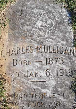 MULLIGAN, CHARLES - Pulaski County, Arkansas   CHARLES MULLIGAN - Arkansas Gravestone Photos