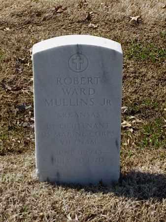 MULLINS, JR (VETERAN VIET), ROBERT WARD - Pulaski County, Arkansas | ROBERT WARD MULLINS, JR (VETERAN VIET) - Arkansas Gravestone Photos