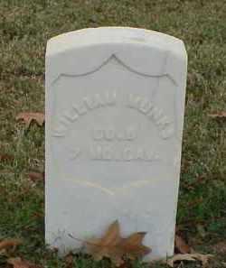 MUNKS (VETERAN UNION), WILLIAM - Pulaski County, Arkansas | WILLIAM MUNKS (VETERAN UNION) - Arkansas Gravestone Photos