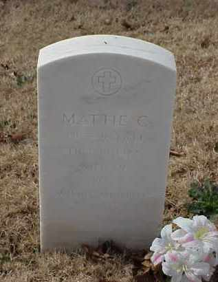 MURPHY, MATTIE C. - Pulaski County, Arkansas | MATTIE C. MURPHY - Arkansas Gravestone Photos