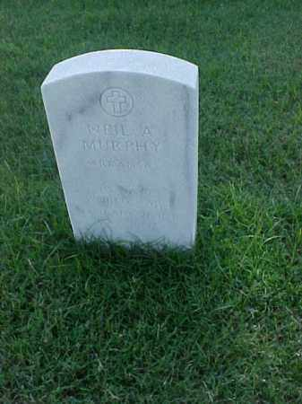 MURPHY (VETERAN WWI), NEIL A - Pulaski County, Arkansas   NEIL A MURPHY (VETERAN WWI) - Arkansas Gravestone Photos
