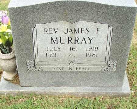 MURRAY, JAMES E, REV - Pulaski County, Arkansas | JAMES E, REV MURRAY - Arkansas Gravestone Photos