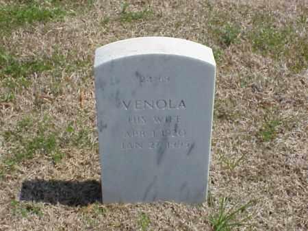 MURRAY, VENOLA - Pulaski County, Arkansas   VENOLA MURRAY - Arkansas Gravestone Photos
