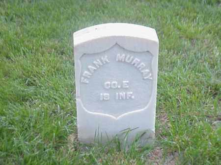 MURRAY (VETERAN UNION), FRANK - Pulaski County, Arkansas | FRANK MURRAY (VETERAN UNION) - Arkansas Gravestone Photos