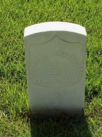 MUSSELMAN (VETERAN UNION), STEPHEN - Pulaski County, Arkansas | STEPHEN MUSSELMAN (VETERAN UNION) - Arkansas Gravestone Photos