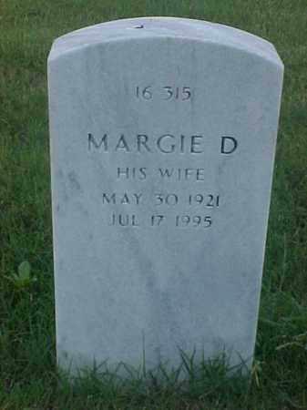 NAHLEN, MARGIE D - Pulaski County, Arkansas | MARGIE D NAHLEN - Arkansas Gravestone Photos