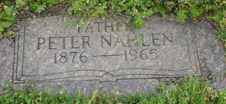 NAHLEN, PETER - Pulaski County, Arkansas   PETER NAHLEN - Arkansas Gravestone Photos