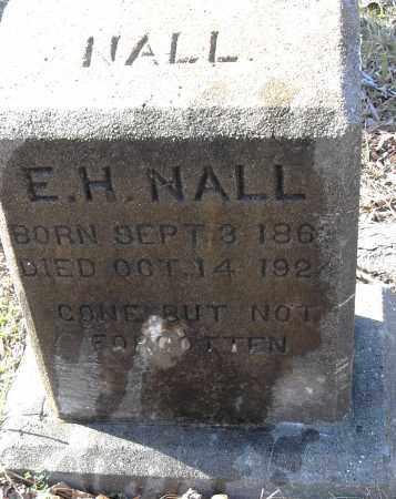 NALL, E H - Pulaski County, Arkansas | E H NALL - Arkansas Gravestone Photos