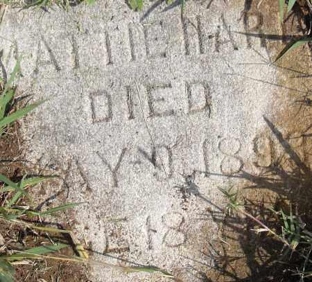 NARI, MATTIE - Pulaski County, Arkansas | MATTIE NARI - Arkansas Gravestone Photos