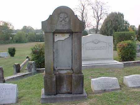 NARKINSKY, UNKNOWN - Pulaski County, Arkansas | UNKNOWN NARKINSKY - Arkansas Gravestone Photos