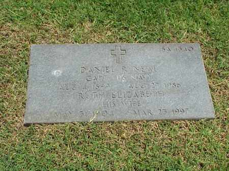 NEAL (VETERAN WWII), DANIEL - Pulaski County, Arkansas | DANIEL NEAL (VETERAN WWII) - Arkansas Gravestone Photos