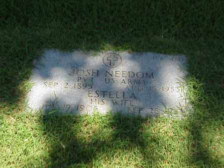 NEEDOM, ESTELLA - Pulaski County, Arkansas | ESTELLA NEEDOM - Arkansas Gravestone Photos