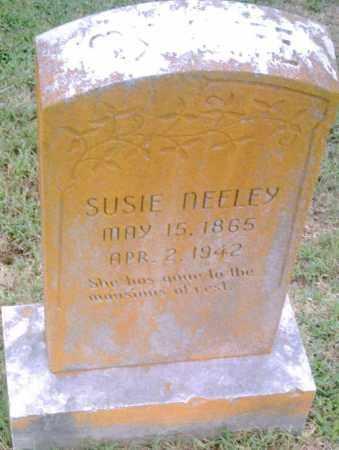 NEELEY, SUSIE - Pulaski County, Arkansas | SUSIE NEELEY - Arkansas Gravestone Photos