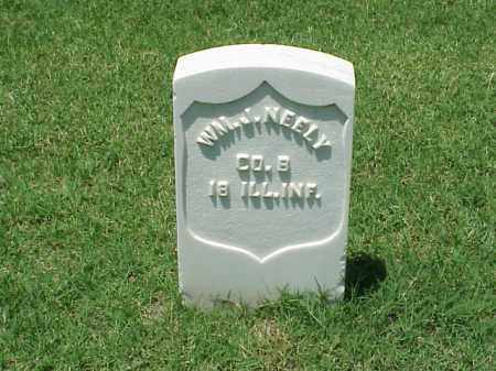 NEELY (VETERAN UNION), WILLIAM J - Pulaski County, Arkansas | WILLIAM J NEELY (VETERAN UNION) - Arkansas Gravestone Photos