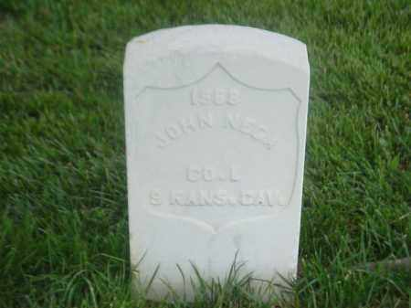 NEGA (VETERAN UNION), JOHN - Pulaski County, Arkansas   JOHN NEGA (VETERAN UNION) - Arkansas Gravestone Photos