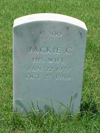 NEIL, JACKIE C - Pulaski County, Arkansas   JACKIE C NEIL - Arkansas Gravestone Photos