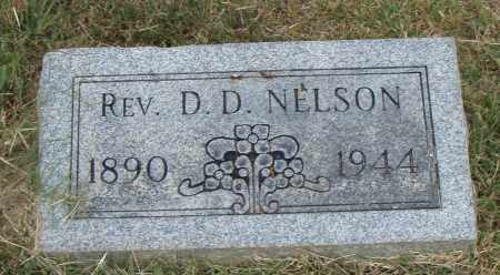 NELSON,  REV., D. D. - Pulaski County, Arkansas | D. D. NELSON,  REV. - Arkansas Gravestone Photos