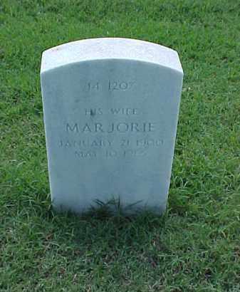 NELSON, MARJORIE - Pulaski County, Arkansas   MARJORIE NELSON - Arkansas Gravestone Photos