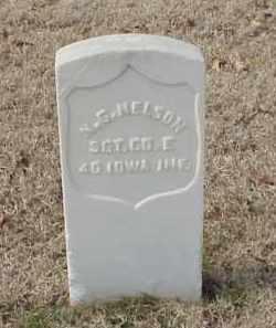 NELSON (VETERAN UNION), N G - Pulaski County, Arkansas | N G NELSON (VETERAN UNION) - Arkansas Gravestone Photos