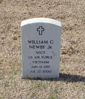 NEWBY, JR (VETERAN VIET), WILLIAM G - Pulaski County, Arkansas | WILLIAM G NEWBY, JR (VETERAN VIET) - Arkansas Gravestone Photos