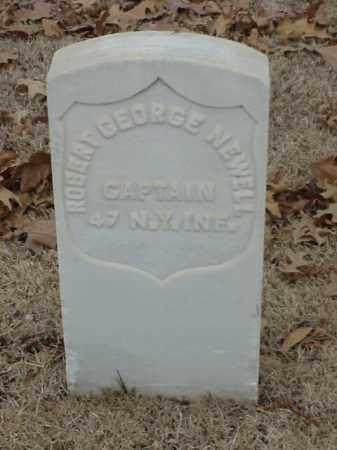 NEWELL (VETERAN UNION), ROBERT GEORGE - Pulaski County, Arkansas   ROBERT GEORGE NEWELL (VETERAN UNION) - Arkansas Gravestone Photos